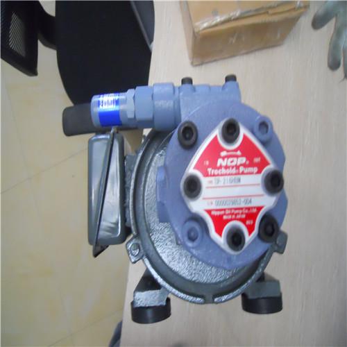 NOP摆线齿轮泵TOP-212HBVB卫生不泄露明星产品