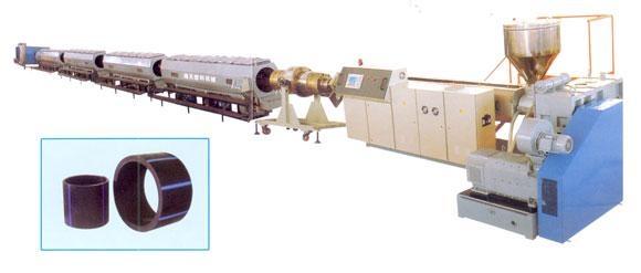 75-630mm大口径供排水管材生产线