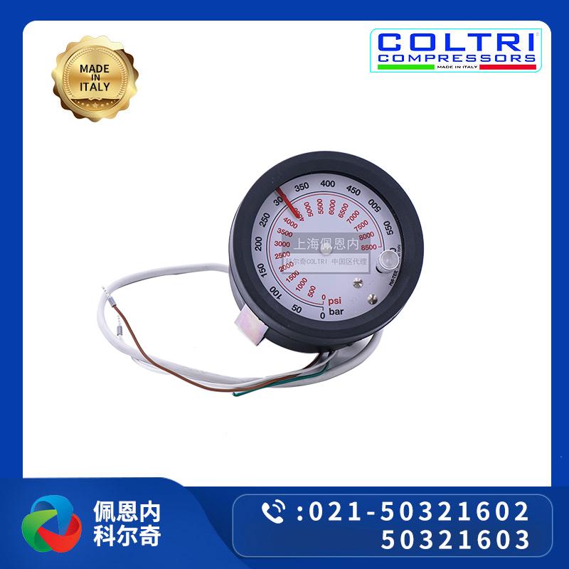 MCH16自动停机压力表