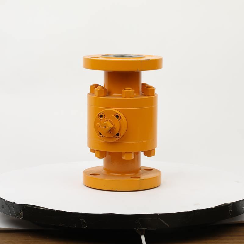 厂家直供-锻钢浮动式球阀