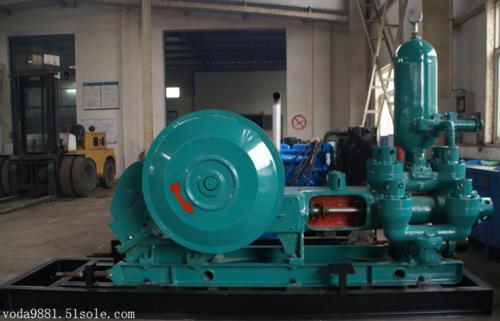 TBW850/5A型泥浆泵,双缸双作用活塞泵,泥浆泵特点