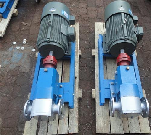 辣椒酱生产线流程泵3RP-50食品级不锈钢泵