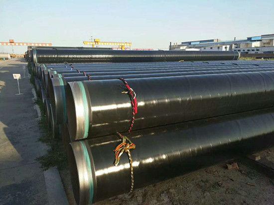 螺旋钢管德鑫生产顶管