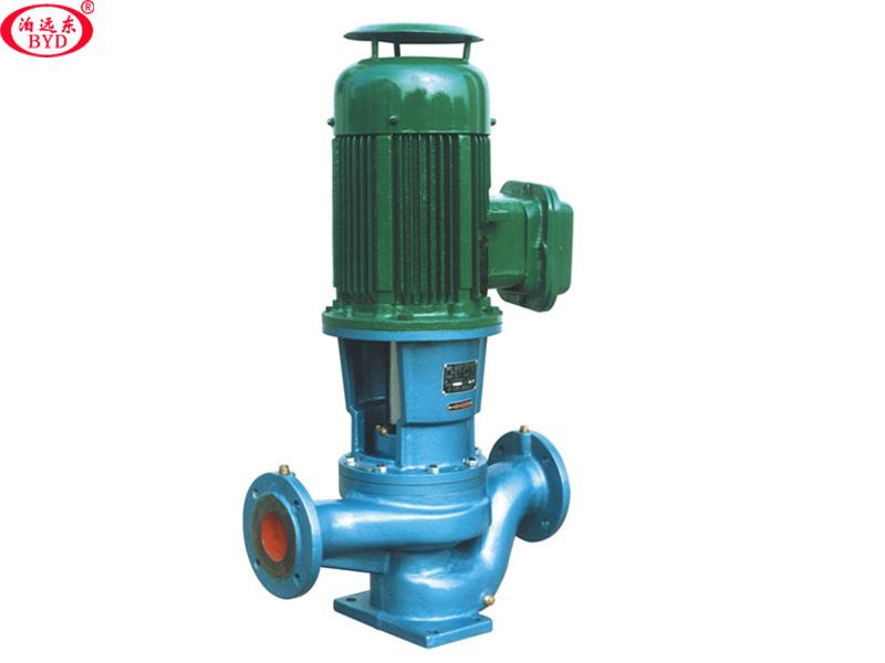 柴油汽油卸车泵200GY60A立式管道油泵
