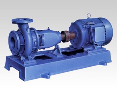 IS、IR型单级清水离心泵