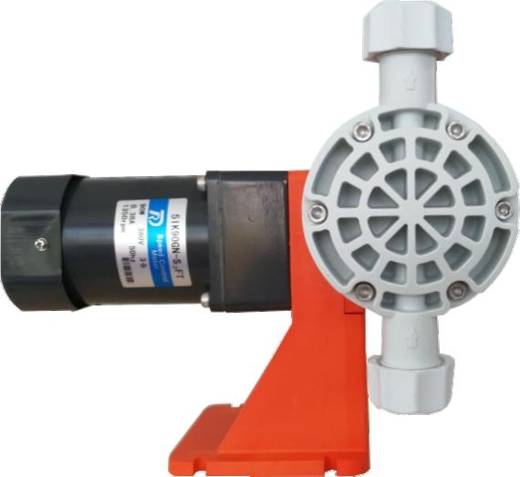 蓝白投药泵加药泵定量泵