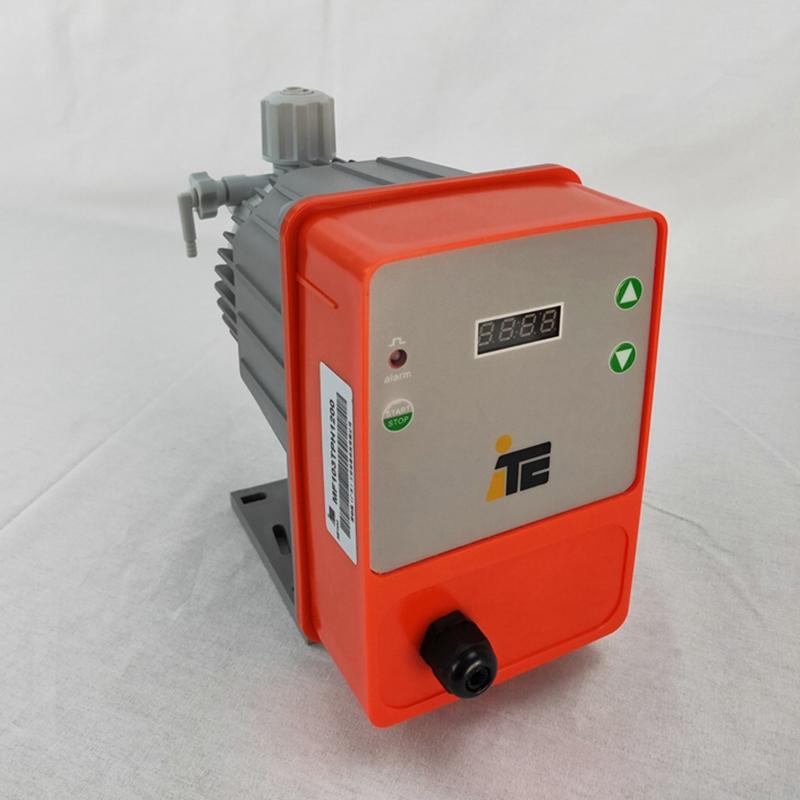 广西云南计量泵加药泵ITC爱铂施污水处理加药泵