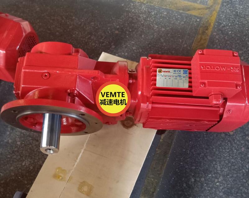 KF67Y100L42.2kw电机减速器选型