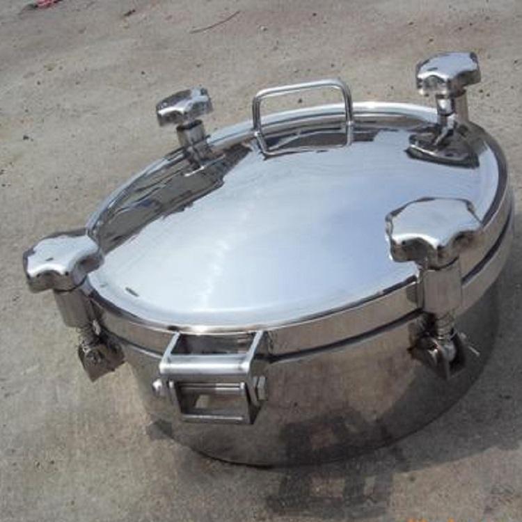 316L不锈钢常压人孔 型号齐全