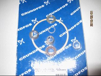 格兰富配件带轴承环的腔体、底部腔体、动轴承环