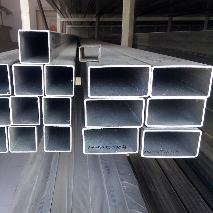 供应耐腐蚀321不锈钢矩形管 方矩管现货