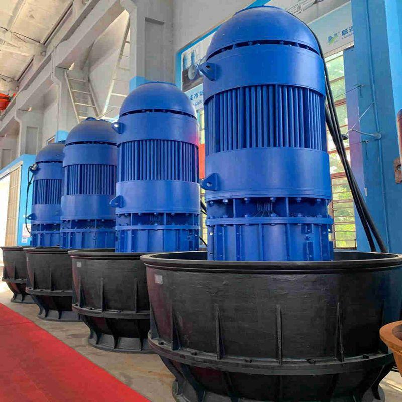 蓝深ZQB1600kw潜水轴流泵