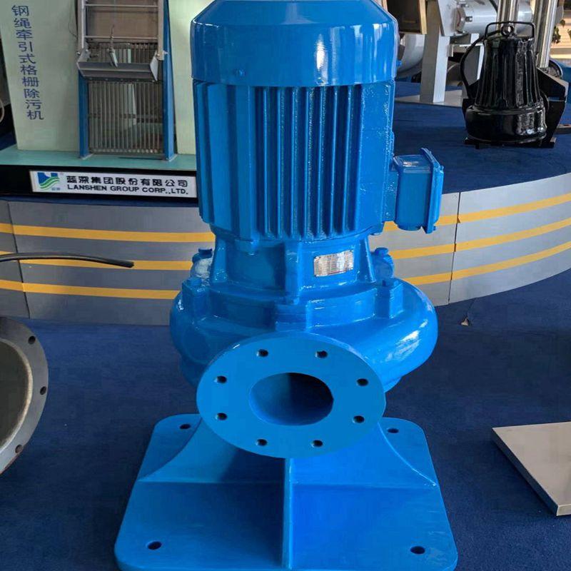 蓝深WL1100-6-30立式排污泵