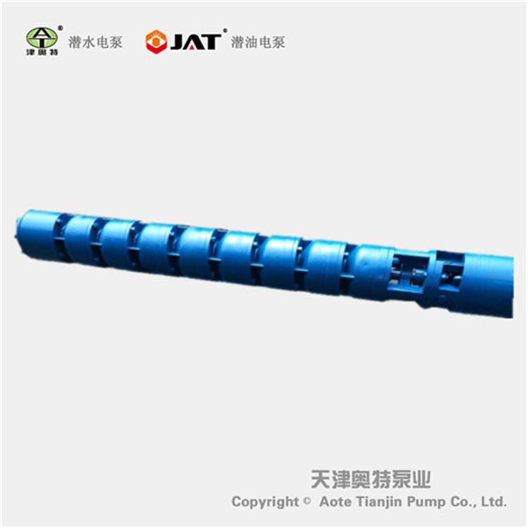 卧式热水潜水泵_安装过程_产品特点