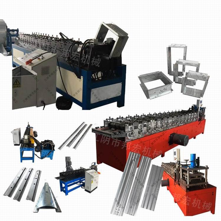 全自动防火阀生产线一体阀生产设备