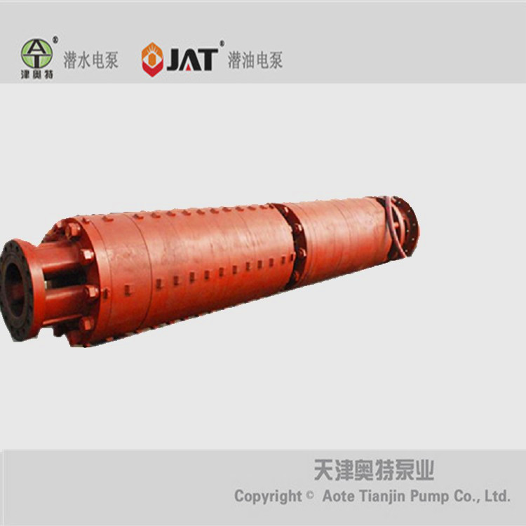 化学矿用潜水电泵_不锈钢材质_供货范围