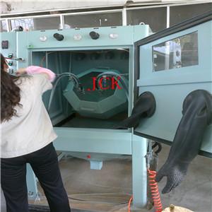 聊城喷砂机设备济宁喷砂机械