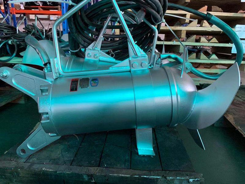 蓝深潜水节能搅拌机QJB10/12-620/3-480