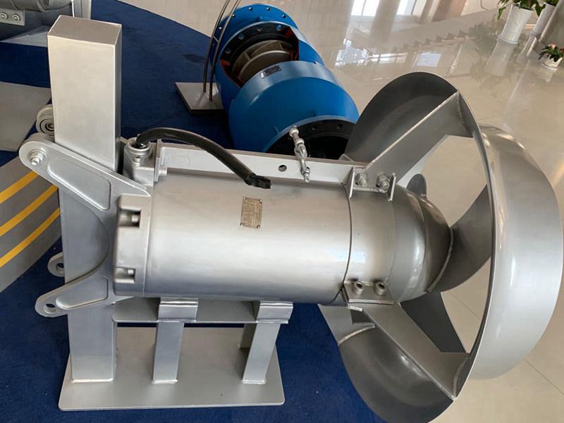 蓝深潜水节能搅拌机QJB5/12-620/3-480