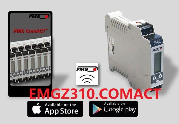 瑞士FMS 张力放大器 EMGZ310 BLE EMGZ310 ComACT 中国总代理