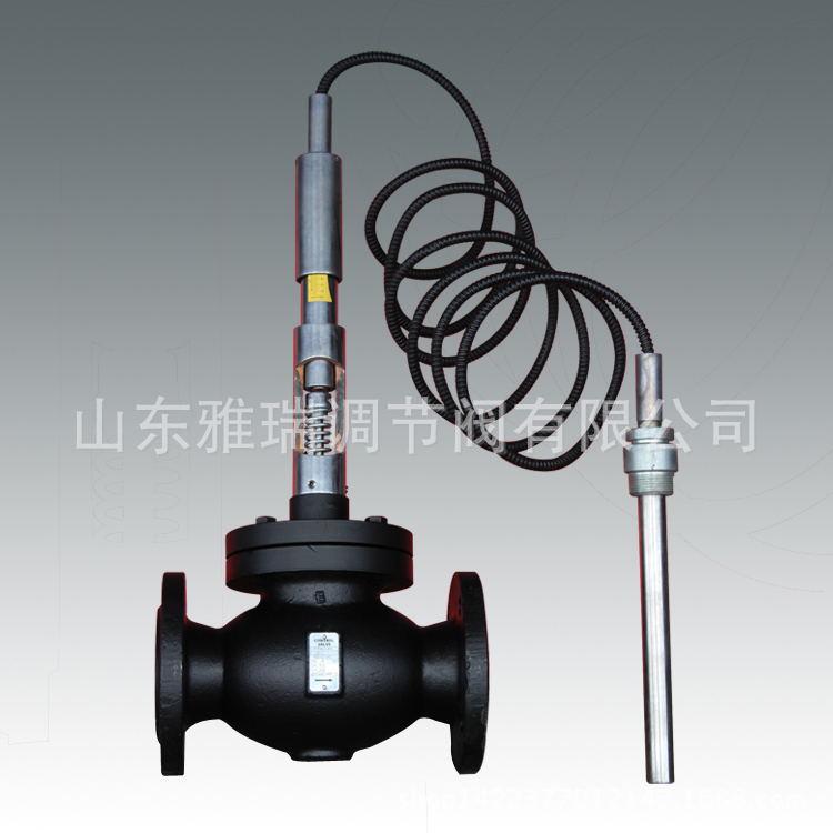 温控阀厂家加工定做 新型自力式温控阀 球墨铸铁温控阀