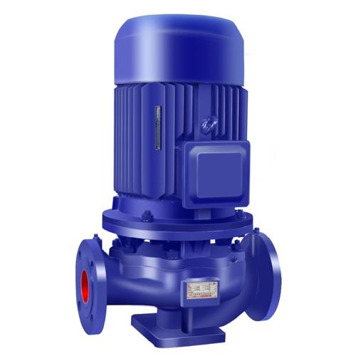 心泉IRG ISG立式热水离心管道泵