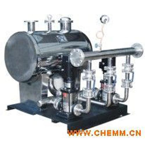 心泉 WZG高效节能不锈钢无负压变频给水设备