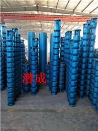 天津高扬程300米深井泵,潜水深井泵厂家潜成公司