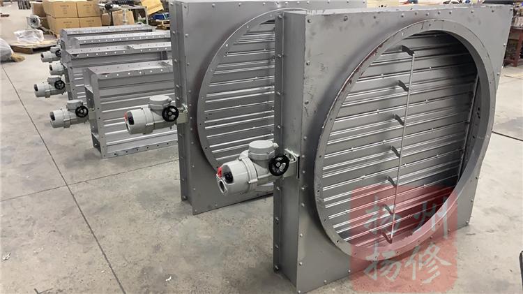 扬州电动不锈钢密闭阀执行器EMG及YQ系列