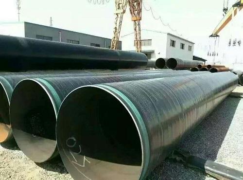 市政污水管道-3油2布防腐螺旋焊管