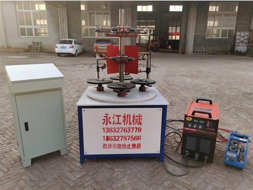 2020年优质j建筑丝杠螺柱焊机沧州永江数控螺柱焊机厂家直销