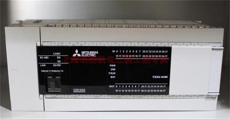 三菱FX5U-32MR/ES PLC远程控制及云平台