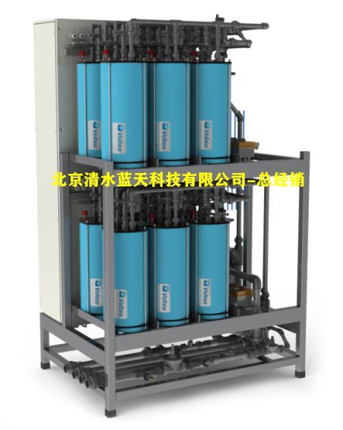 伊莱克森 cdi电容吸旁流水处理器 微晶旁流水处理器