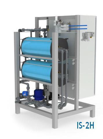 cdi电容吸旁流水处理器 进口旁流水处理器商家 循环水旁流处理器