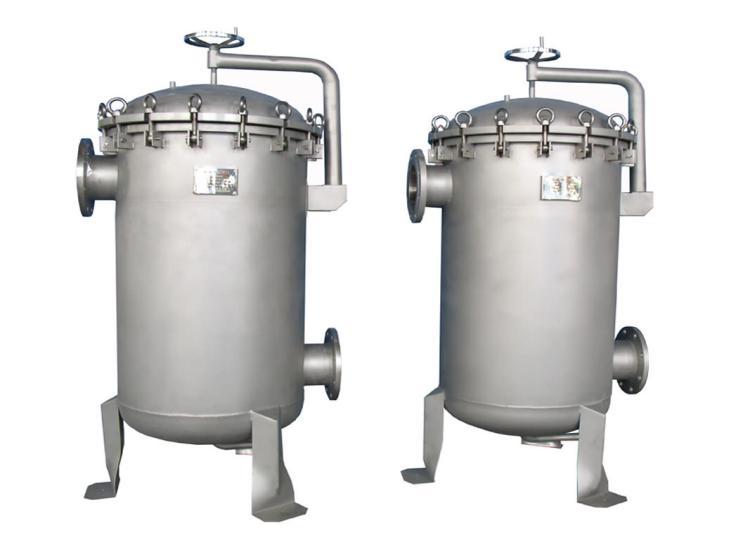 清水悬浮物拦截器 悬浮物过滤装置 自动排污过滤器