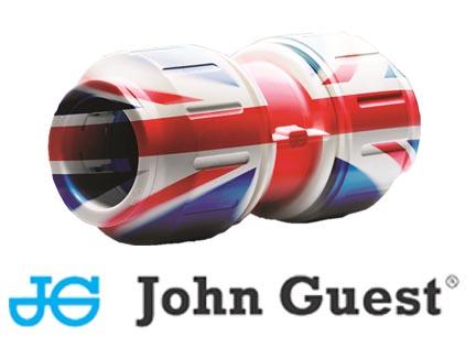 国JOHN GUEST 食品级塑料快插接头阀门塑料管