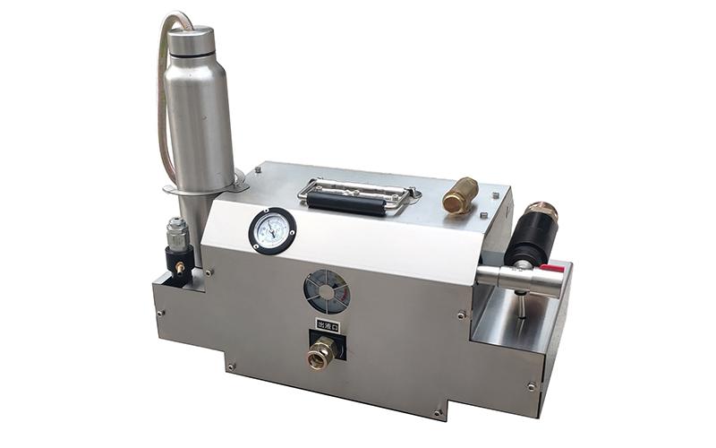 矿用气动注液泵