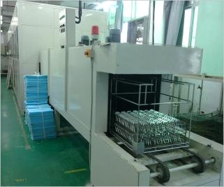 东莞华达全自动全封闭有机溶剂超声波清洗机