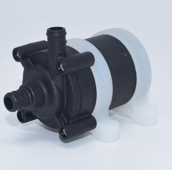 小型12V24V移动洗澡机直流无刷潜水泵
