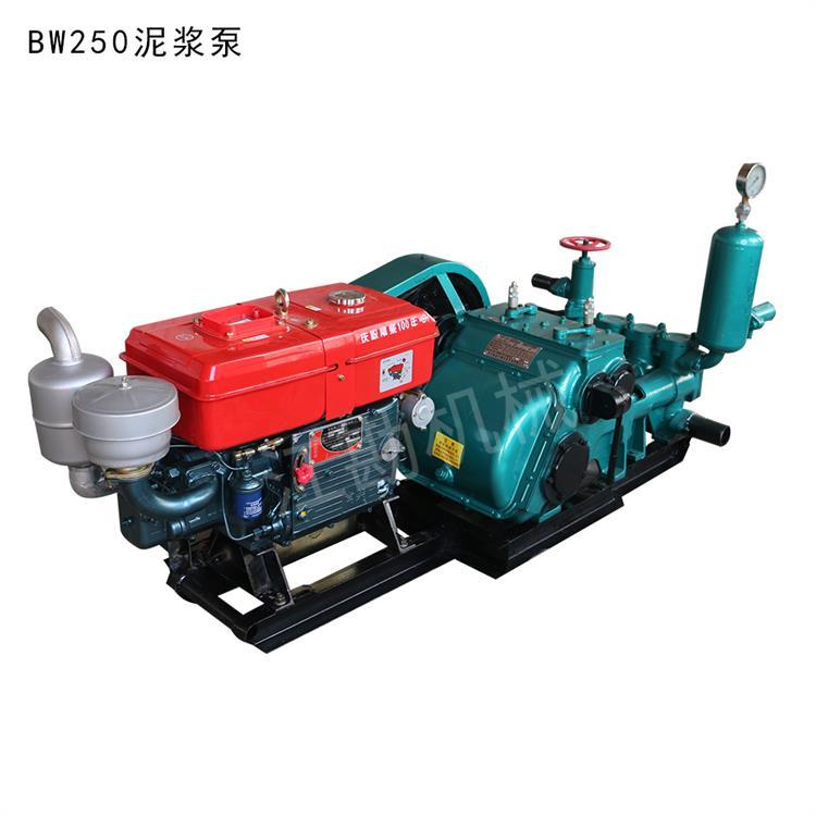 巷道加固BW320注浆泵技术资料 压力注浆机