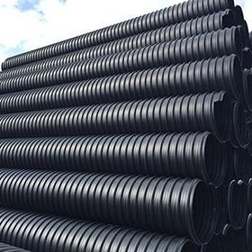 HDPE钢带增强螺旋波纹管生产厂家