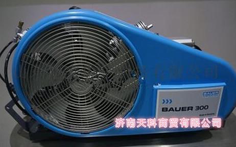 德国宝华BAUER300-TE自携式空气压缩充装泵