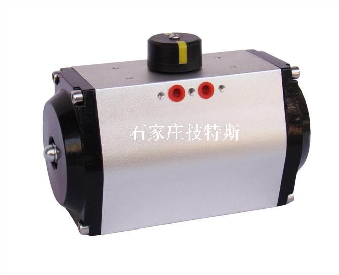 阀门气动执行器 角行程气动执行器 阀门气动头厂家