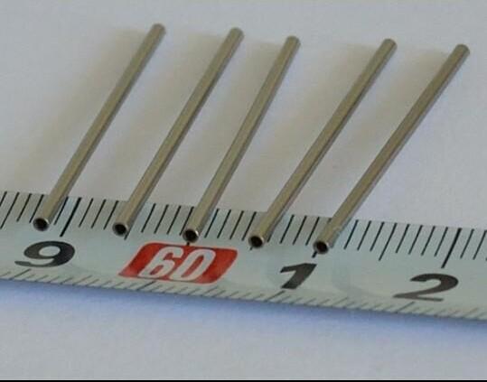 310不锈钢管冷轧制管超声波清洗