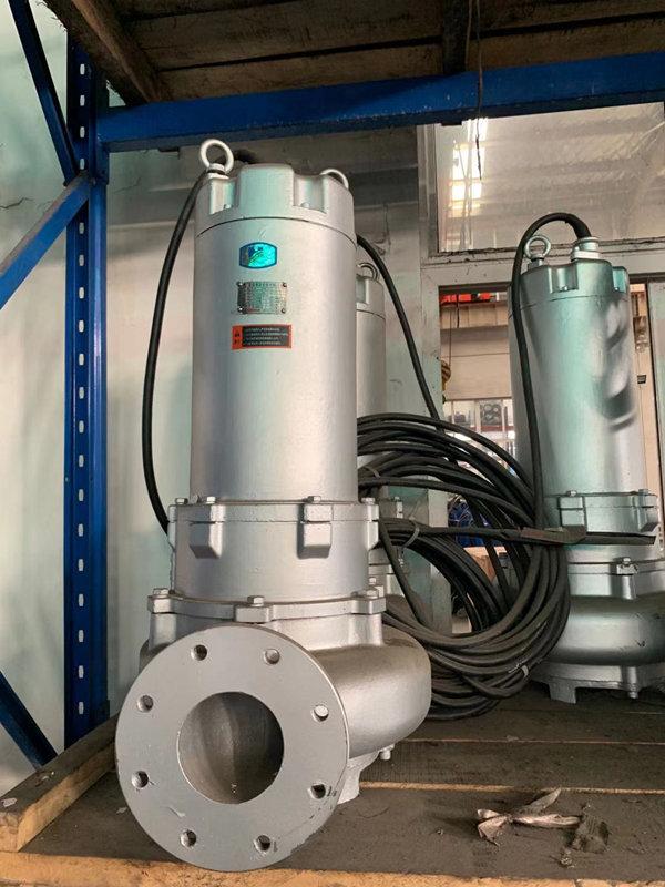 蓝深WQ100-15-7.5不锈钢排污泵