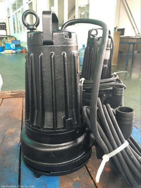蓝深AS16-2W/CB排污泵  220V