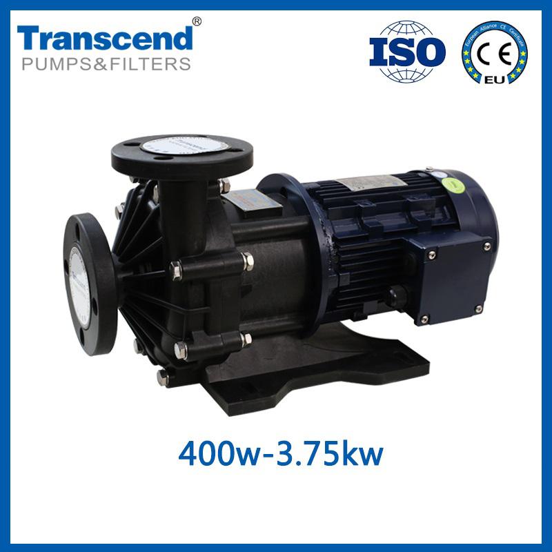 创升机械耐腐蚀磁力驱动泵具有强抗腐蚀性
