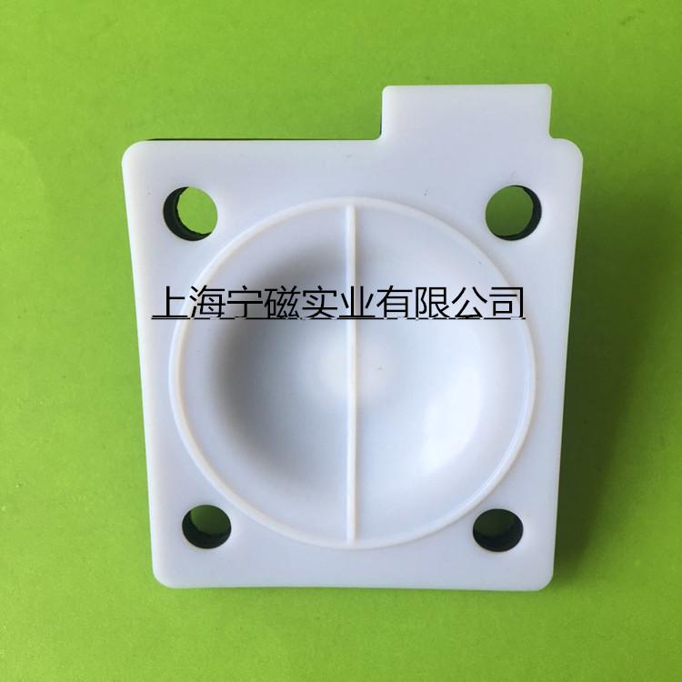 卫生级药厂专业兼容SED隔膜阀膜片复合双层膜片DN10气动隔阀垫片
