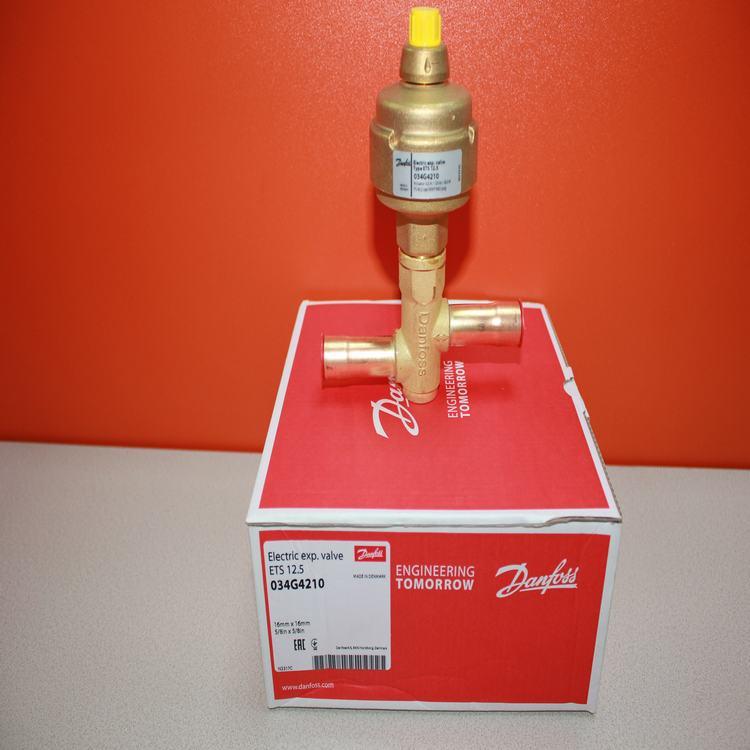 丹佛斯出品ETS12.5(034G4209)电子节流阀