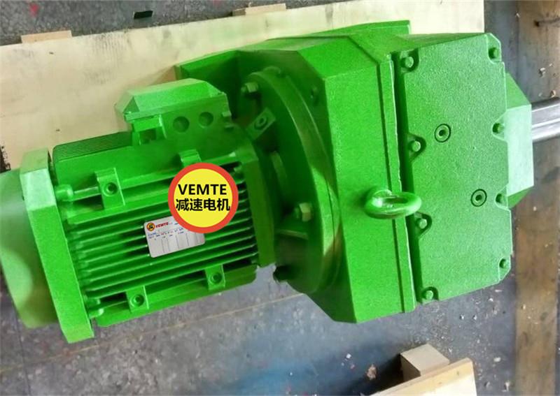 GR87-32.66-Y112M4-4KW-M1-0°同轴斜齿轮减速电机